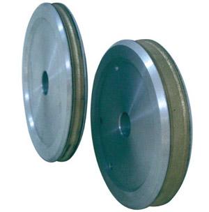 Metal bond diamond wheel for special shape edging machine