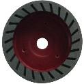 Resin bond diamond wheel for bevelling machine