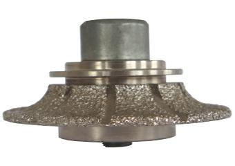 Vacuum Brazed Diamond Router bit